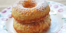 Voskos Baked Donuts Recipe using Voskos Greek Yogurt