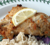 Greek Lemon Chicken Recipe using Voskos Greek Yogurt