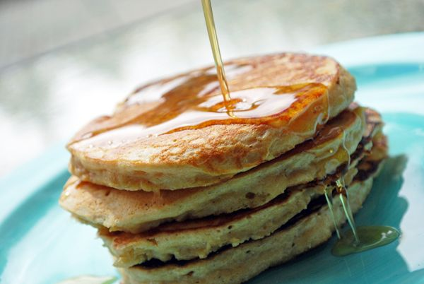Greek Yogurt Pancakes | Voskos®