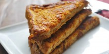 Honey-Pumpkin French Toast Recipe