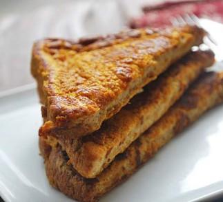 Honey-Pumpkin French Toast Recipe