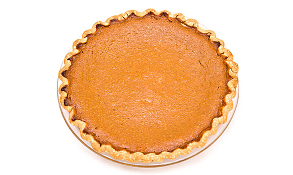 Greek Yogurt Pumpkin Pie | Voskos®