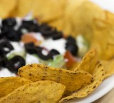 Voskos 7-layer Dip Recipe using Voskos Greek Yogurt