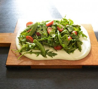 whipped-ricotta-yogurt-salad